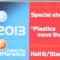 گزارش تصویری از نمایشگاه صنعت پلاستیک و لاستیک K2013